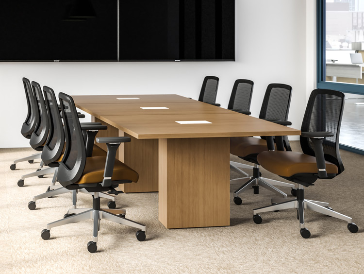 BT360 conference tables and furniture