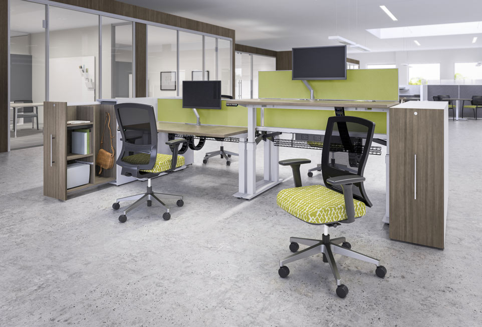 BT360 provides creative office furniture solutions