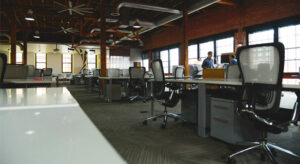 BT360 Open Office Space