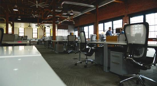BT360 Open Office Space