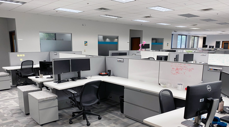 Considerations for Workspaces as the Nation Returns to Work