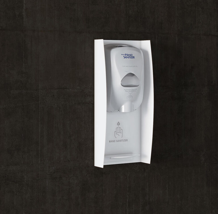 BT360 Hand Sanitizer Wall 1