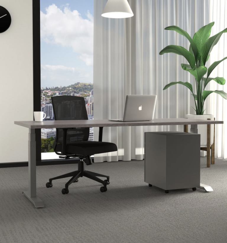 "Compel HiLo 48"" Height Adjustable Desk"