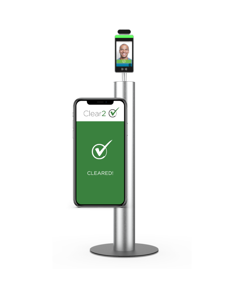 Clear2 safety screening kiosk