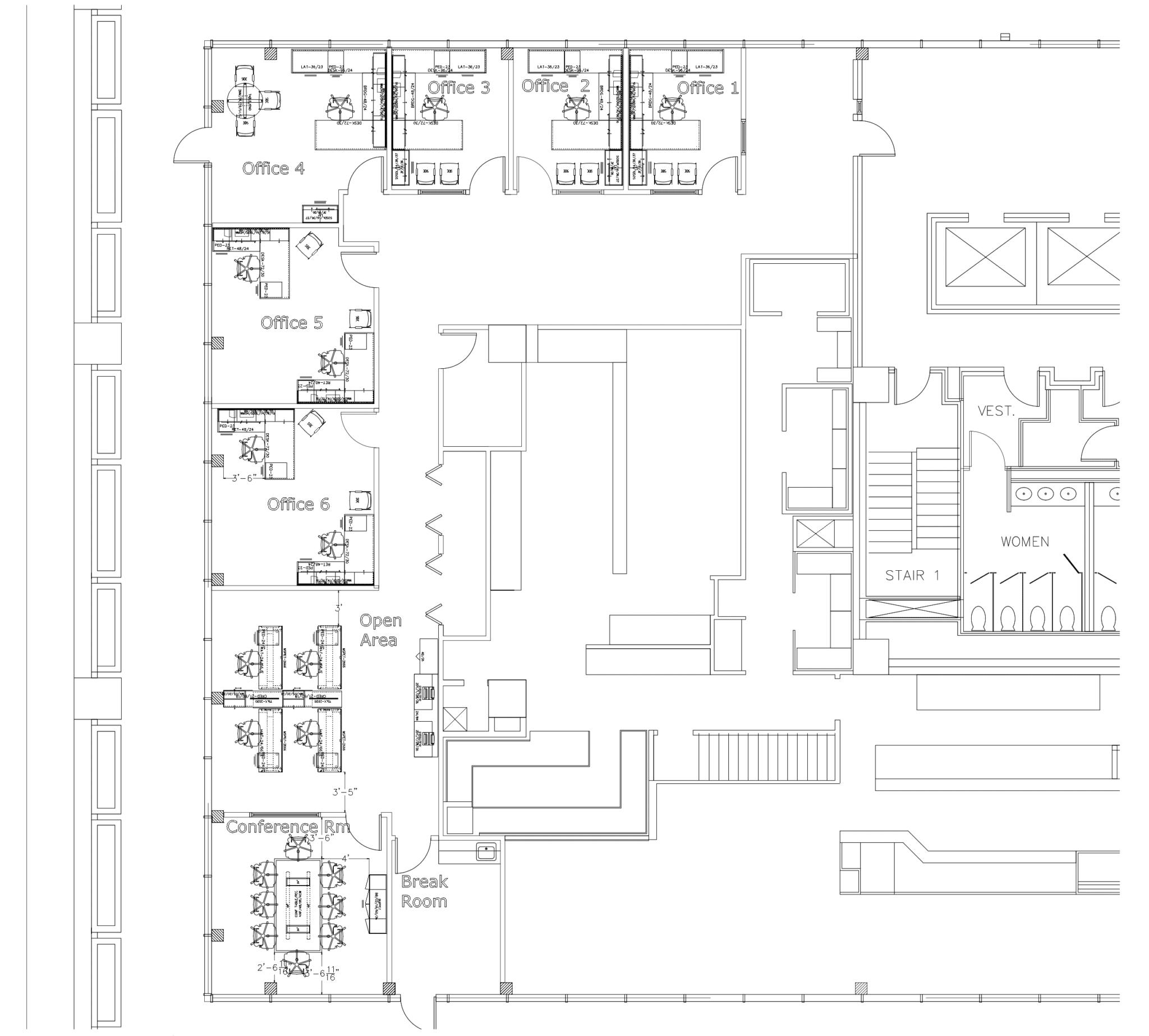 BT360 CAD drawing sample