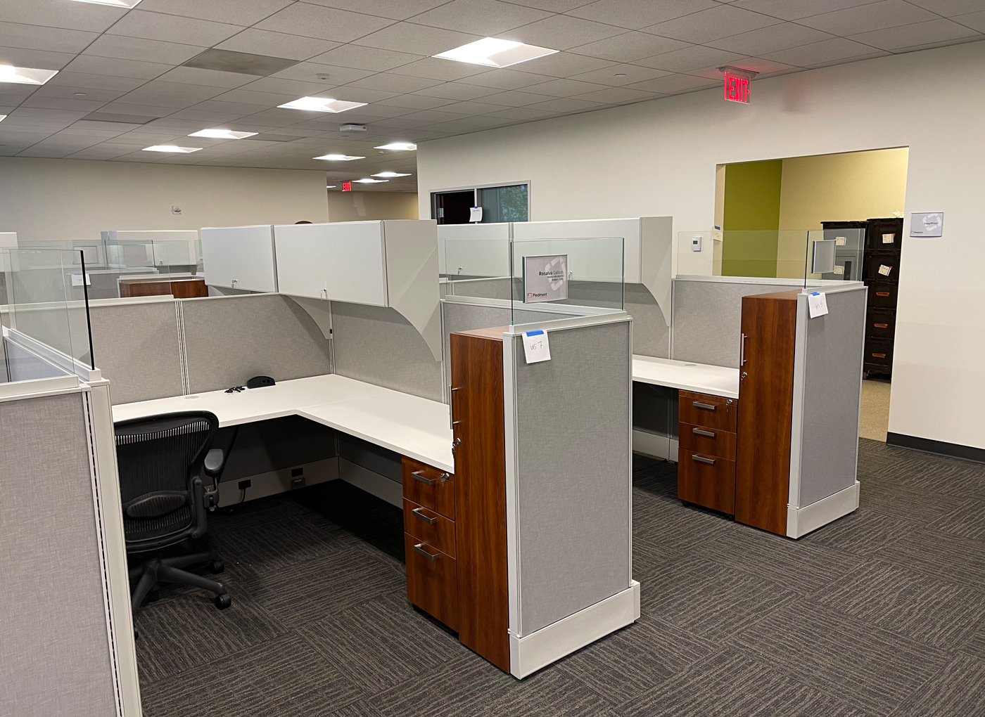 Office Relocation New Open Office Work Space Design