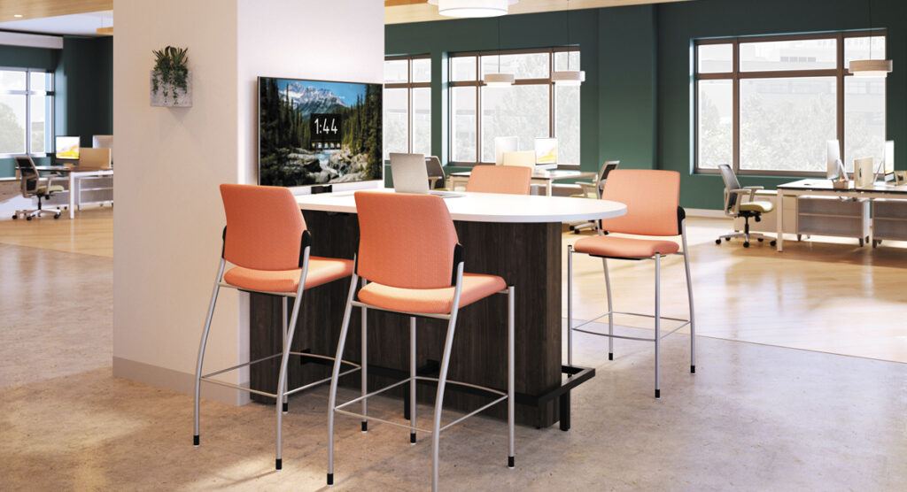 Investing in your employees by outfitting your workplace with functional office furniture