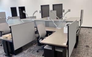 What's trending in office design 2021